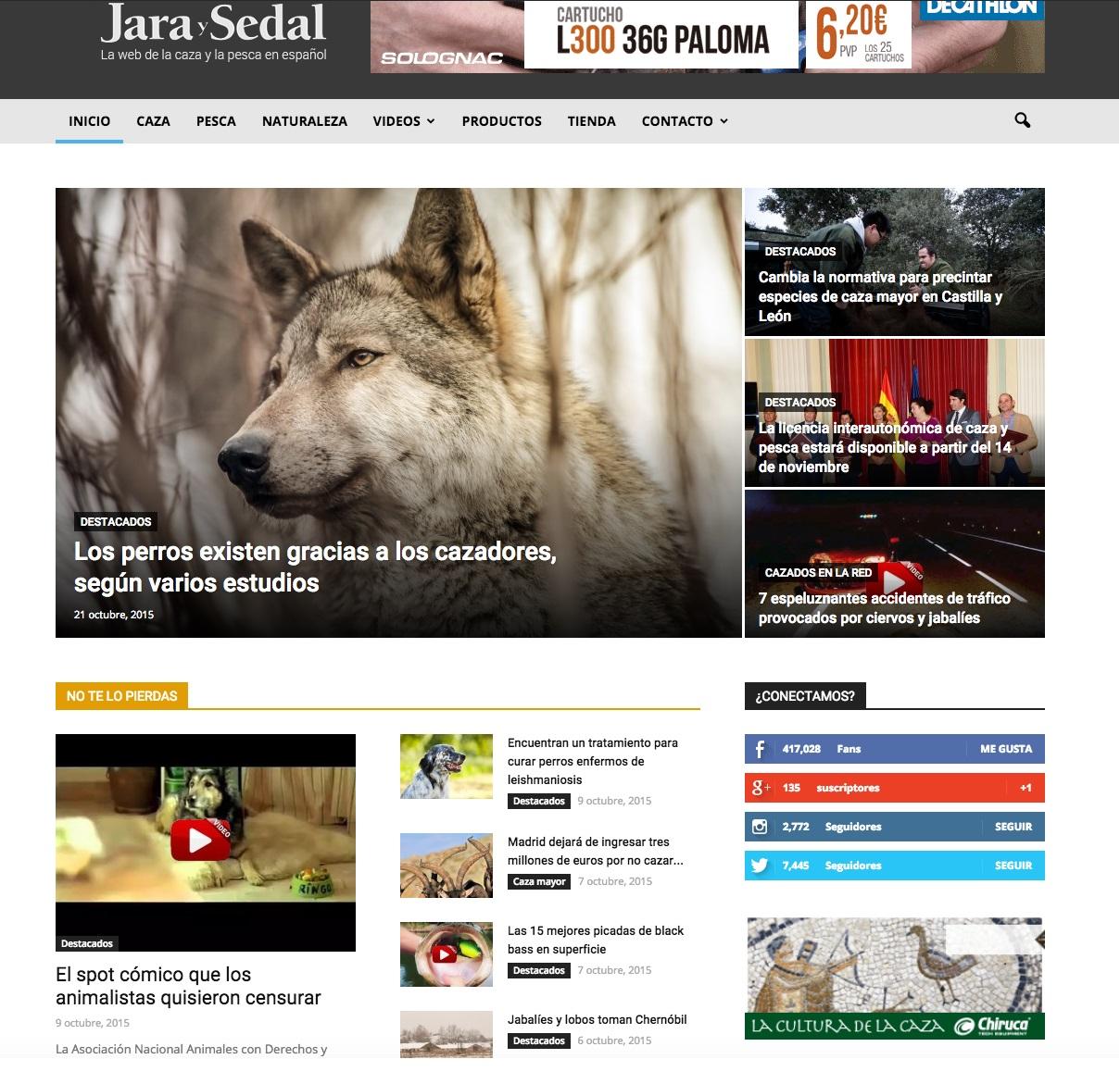 Revistajaraysedal.es se renueva y sortea un rifle Heym para celebrarlo