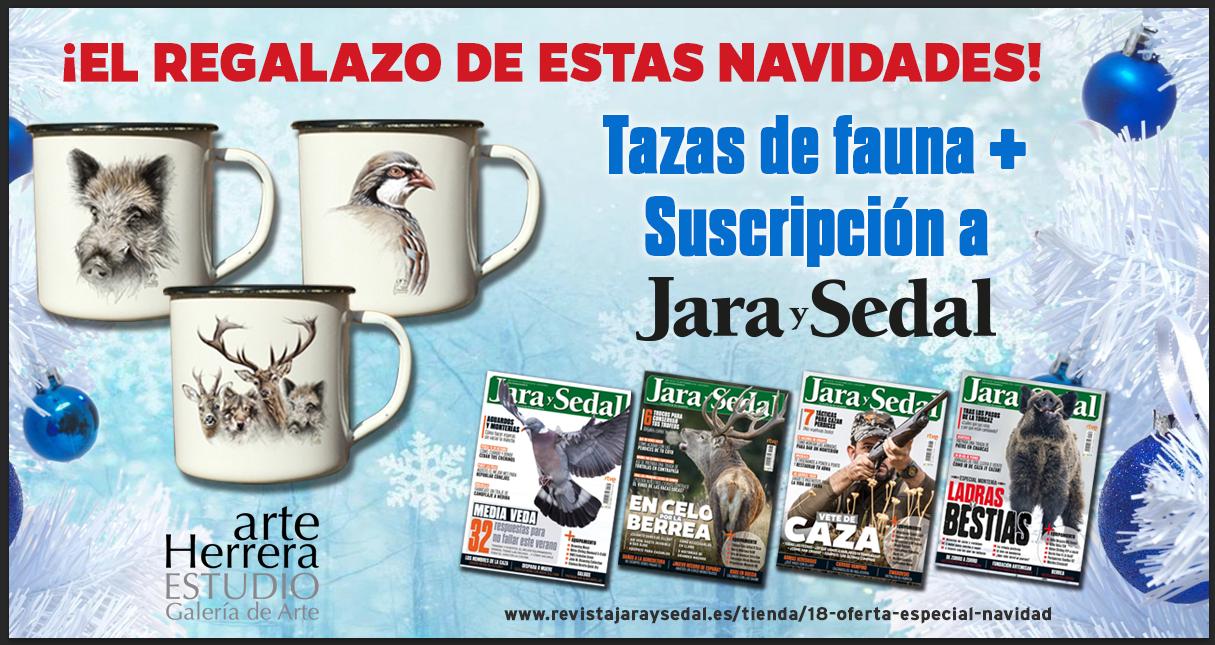 Jara y Sedal oferta el mejor regalo para estas Navidades
