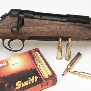 Rifle Titan 6 Luxus: precisión y elegancia 'made in Austria'