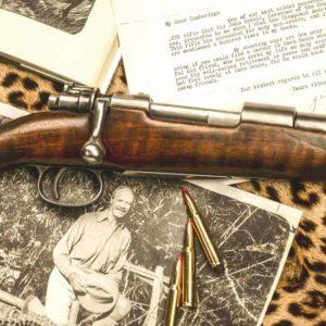 Historia de la caza: Rigby la leyenda de un arma de caza que nació para la aventura