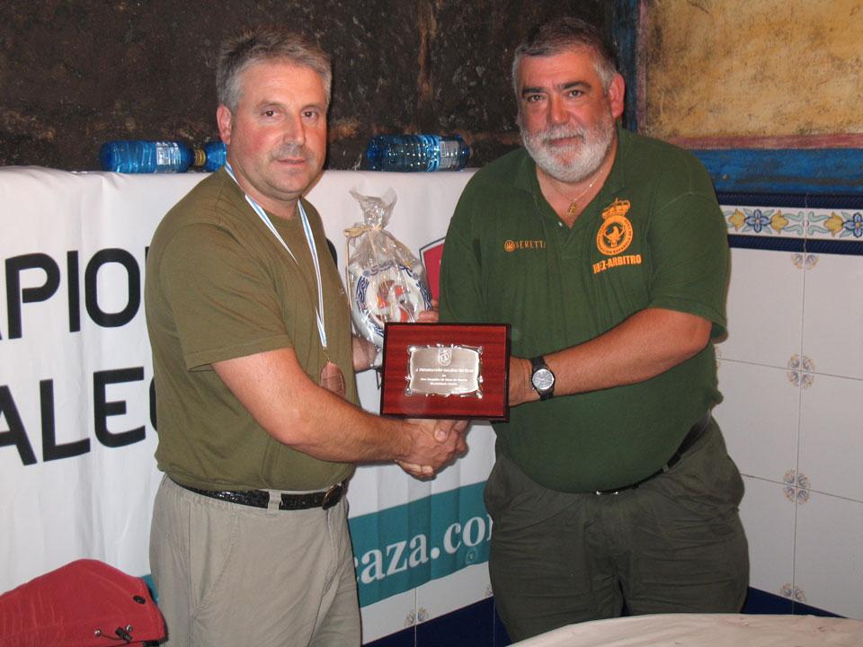 Juan Formoso es el ¡Campeón Gallego!