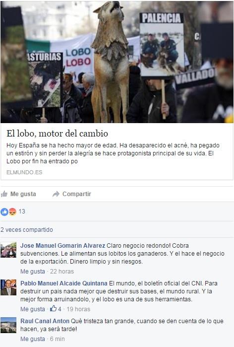 Las redes sociales se incendian en contra de los ecologistas