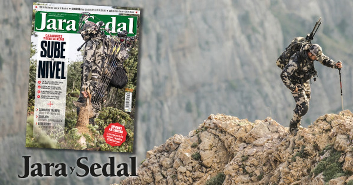 El número de junio de Jara y Sedal se centra en la 'caza todoterreno'