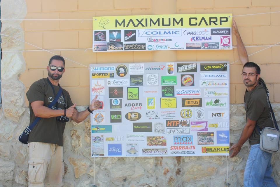 Maximum carp, la gran fiesta del carpfishing