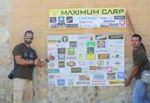 maximum carp