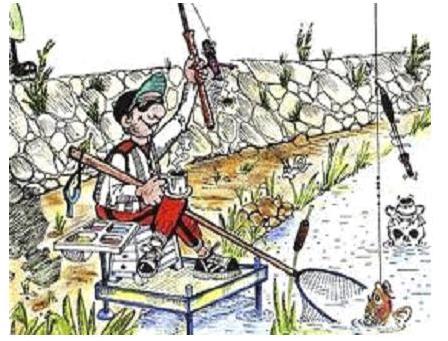 manual de pesca a la inglesa
