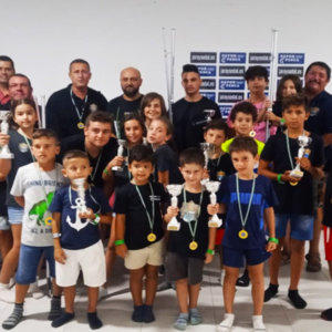Resultado del Torneo de surfcasting del Club El Buen Pescar