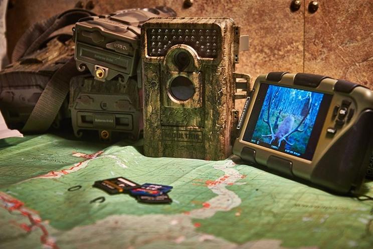 Cámara de fototrampeo / Fotografía: http://www.wideopenspaces.com