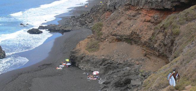 Imagen de archivo de la playa de Los Patos / eldia.es