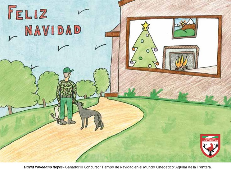 navidad caza
