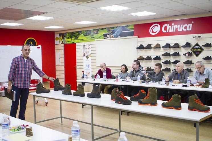 Chiruca presenta su colección 2018/19