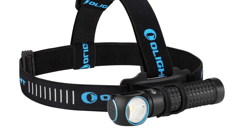 Olight Perun: la linterna inteligente con sensor infrarrojo