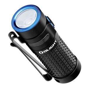 Linterna S1R Baton II de Olight, más pequeña y más potente
