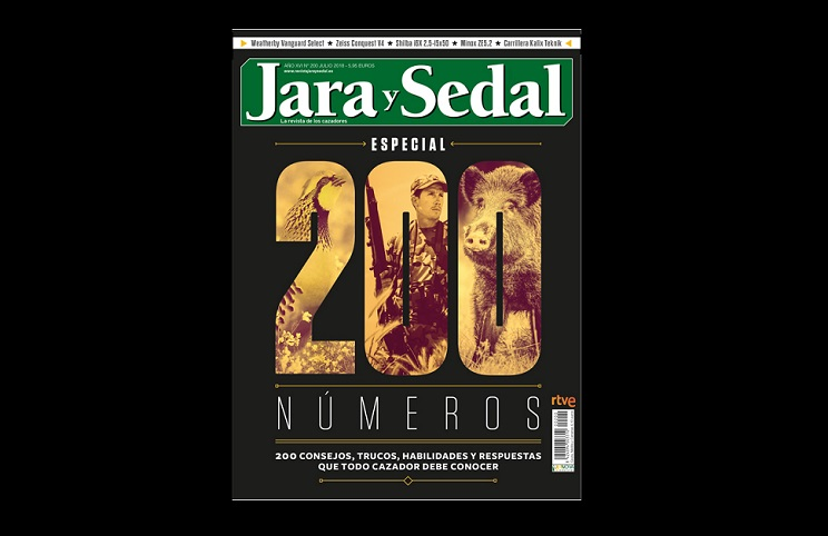 Jara y Sedal cumple 200 números