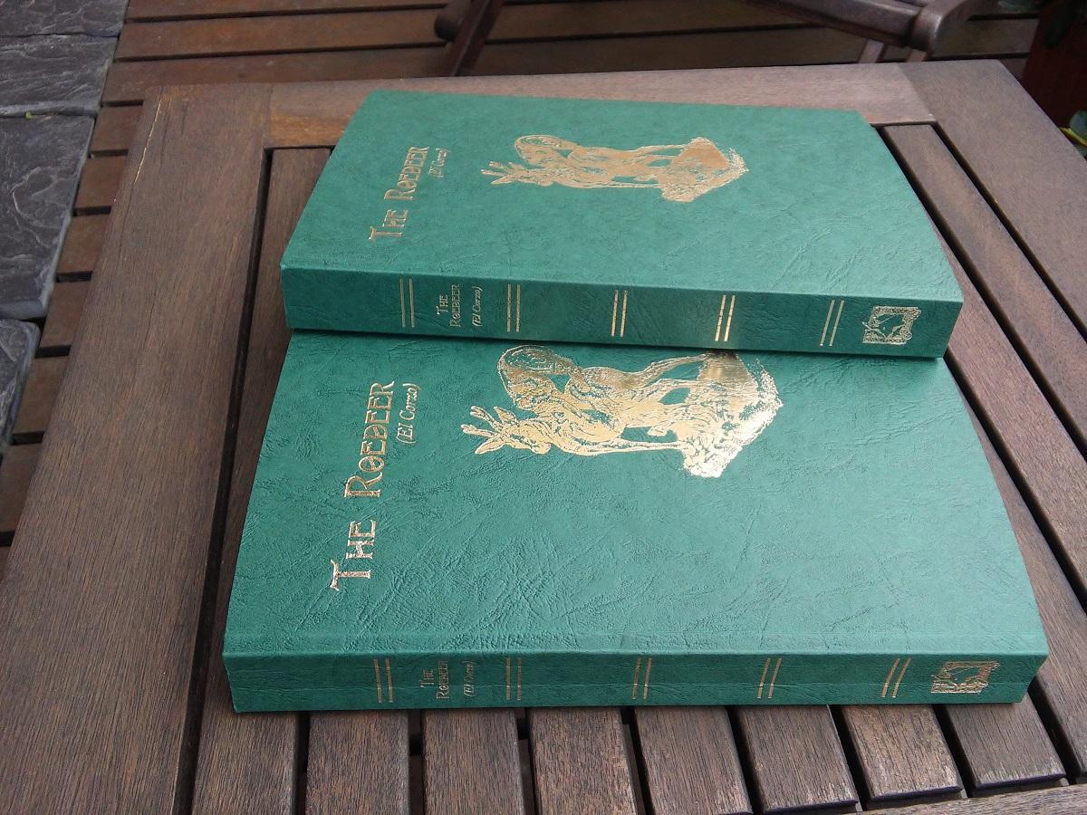 """La Asociación del Corzo Español (ACE) publica la traducción al castellano del libro """"The Roedeer"""" de Snaffle (El corzo)"""