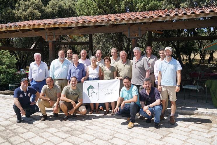 La Asociación Culminum Amicus celebra su primer evento
