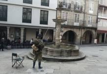 pescador galicia