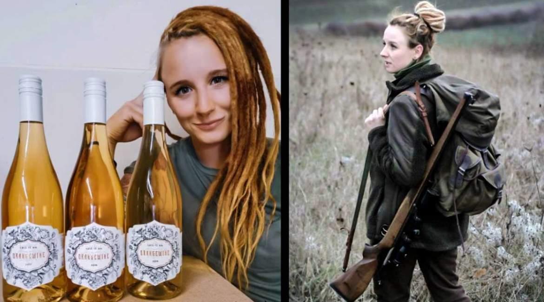 La joven animalista con rastas que se ha vuelto cazadora (y otras tres chicas que lo hicieron antes que ella)