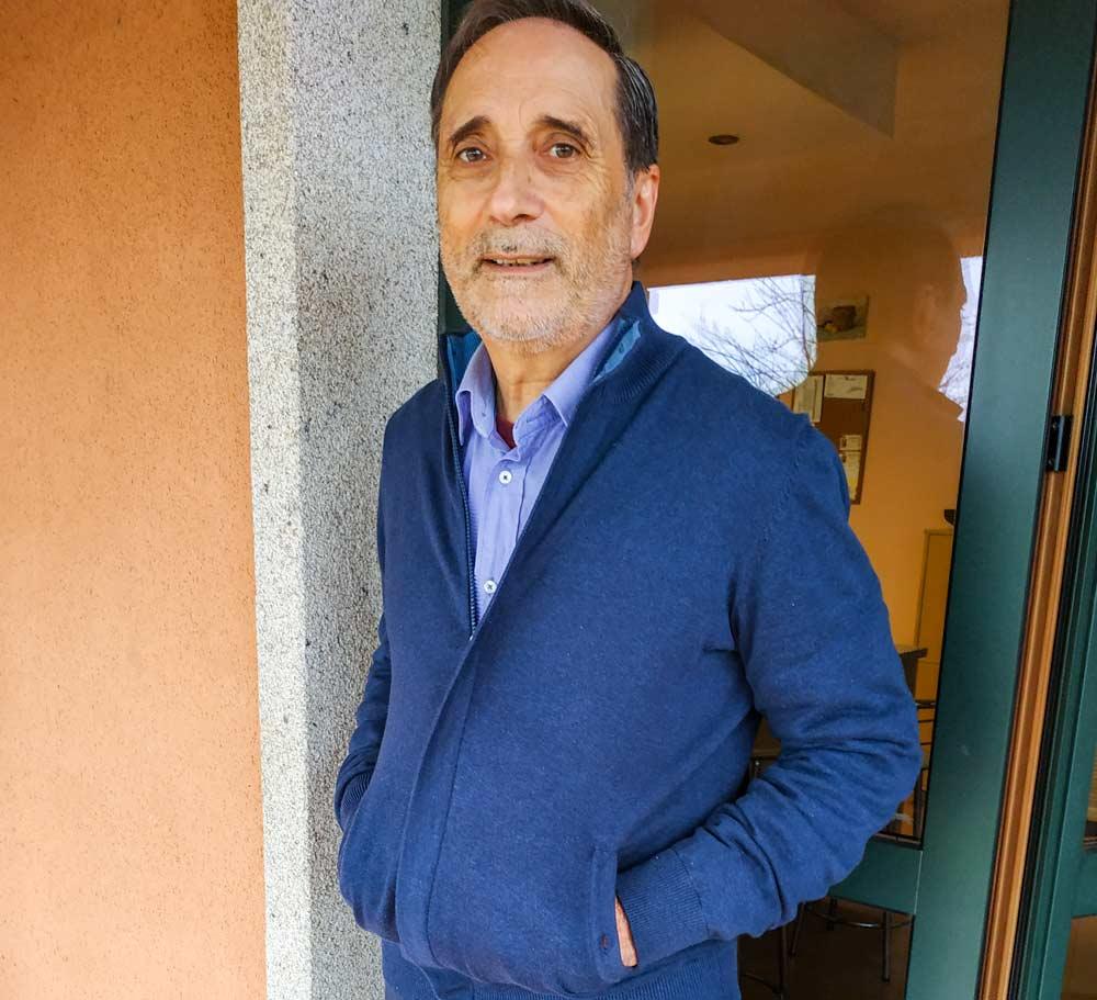 Manuel Suárez, en la actualidad.