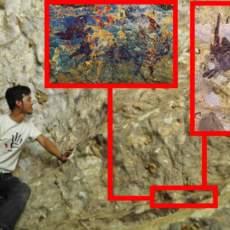 La primera obra de arte de la humanidad es una escena de caza de jabalí