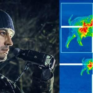 ¿Es legal cazar con visión nocturna o térmica en mi comunidad?