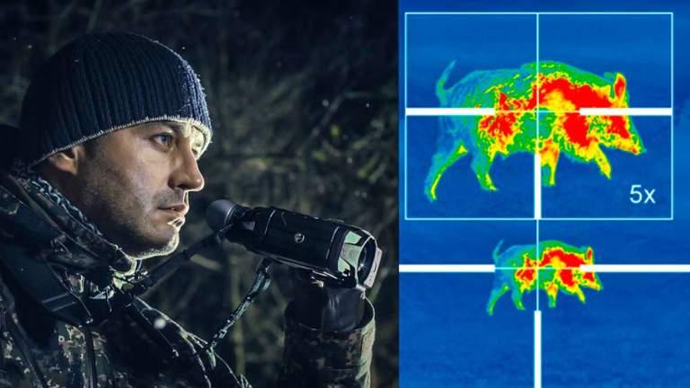¿Es legal cazar con visión nocturna o térmica en mi comunidad? Respondemos a esta pregunta. © Pulsar