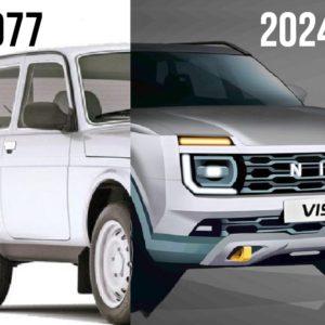 Lada Niva 2024: así será el mítico coche de caza barato