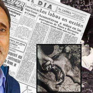 Manuel Suárez, el niño de cinco años que sobrevivió a un ataque de lobo en Galicia