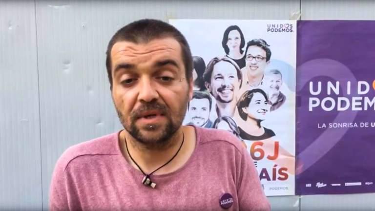 Sergio García Torres, actual director general de Derechos de los Animales. ©YouTube