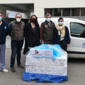 La Asociación del Corzo Español dona 150 kilos de carne de caza para los más necesitados