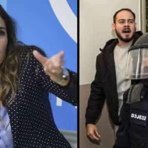 La viuda Víctor Barrio se la devuelve a Pablo Hasel por su comentario de mofa tras la muerte del torero