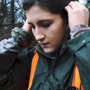 ¿Sabes lo que es la caza?, el demoledor vídeo de esta joven cazadora asturiana