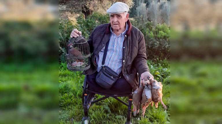 Juan Aragón, el cazador gaditano con una admirable historia de superación