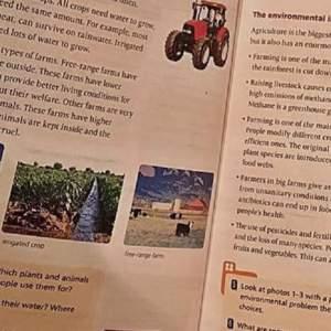 Un libro de primaria culpa a los ganaderos de destruir la biodiversidad