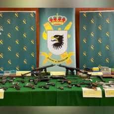 Cae una trama dedicada al tráfico y venta ilegal de armas en Vizcaya y Valencia
