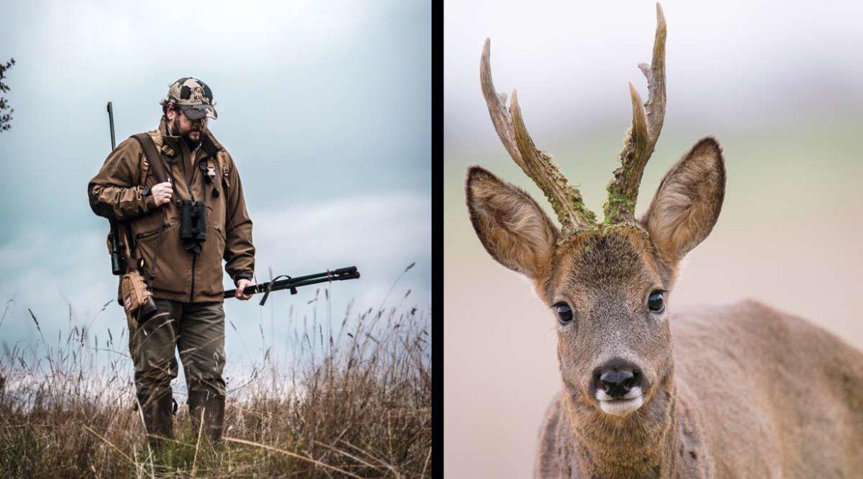 Rececho de corzo: tres lances de caza fallidos imposibles de olvidar