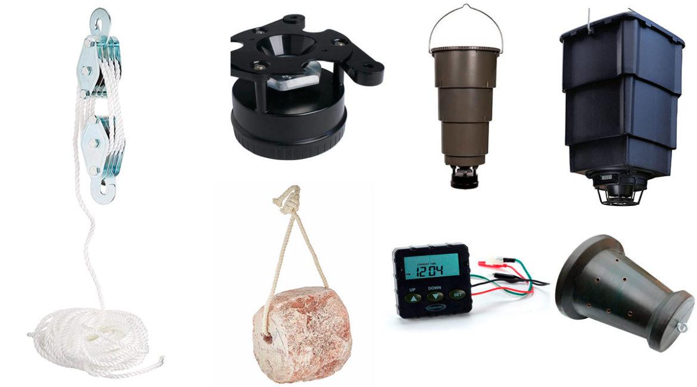 7 productos de Amazon para preparar una cebadero de jabalí