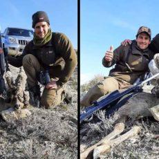 Cazan un monstruoso corzo peluca en Soria: «Han sido muchas noches sin dormir»