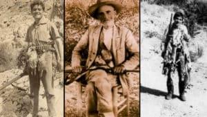 30 fotos antiguas de caza que te emocionarán