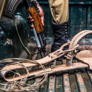 Así son los furtivos que investigaban David Beriain y Roberto Fraile en Burkina Faso