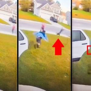 Un lince ataca a una mujer y el marido saca una pistola: «¡Voy a disparar a ese maldito!»