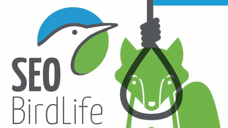 Imagen del estudio de SEO/BirdLife financiado con dinero público.