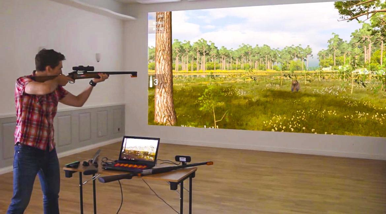 La caza, una asignatura más en el instituto para los niños de Suecia