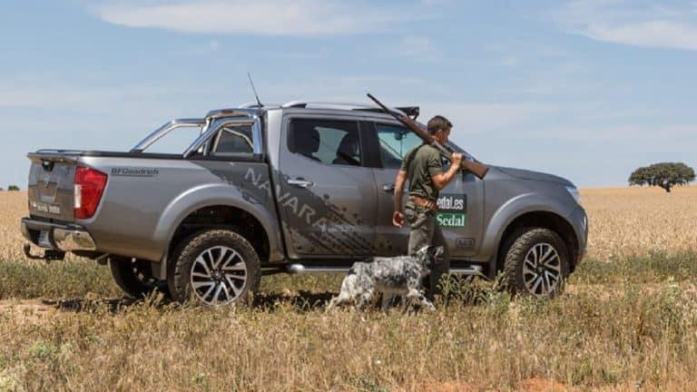 coche cazador
