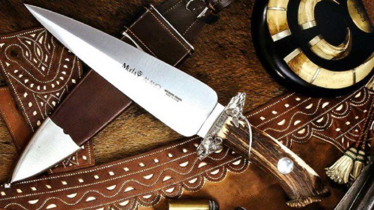 cuchillo caza