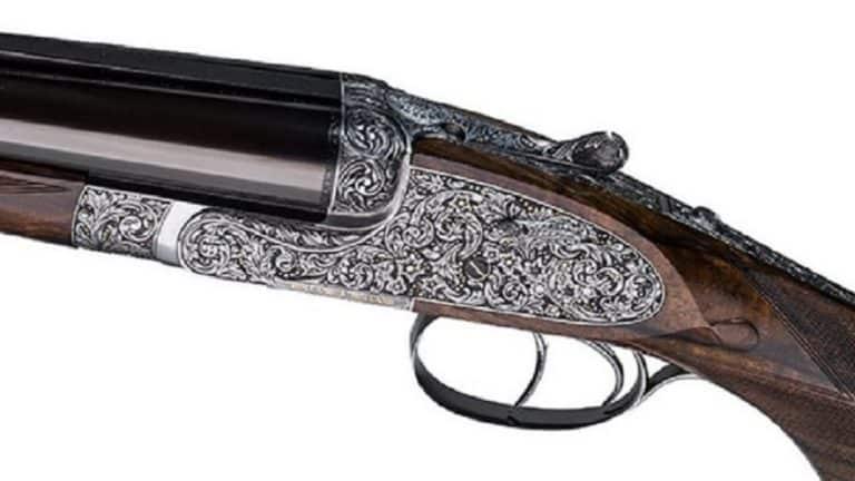 escopeta antigua caza