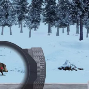 Aimpoint, un juego online muy realista (y gratuito) para cazar jabalíes en batida