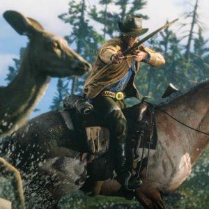 Dónde cazar y pescar todos los animales legendarios de Red Dead Redemption 2