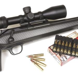 Blaser R8 Professional con culata FBT Carbon Revolution: a la vanguardia de la caza