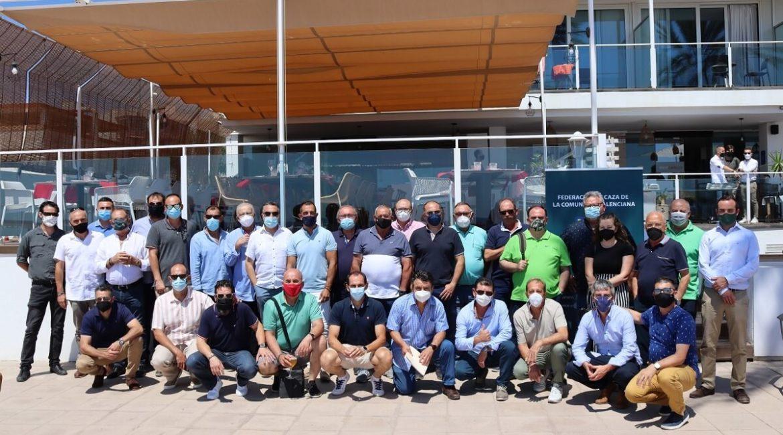 Investigación, conservación y formación, la apuesta de la Federación de Caza de la Comunidad Valenciana